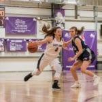 TKA freshman guard Jennifer Sullivan is already the school's all-time leading scorer.