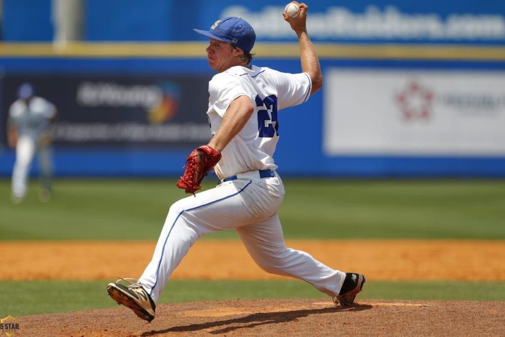 CPA vs CAK TSSAA baseball 1 (Danny Parker)