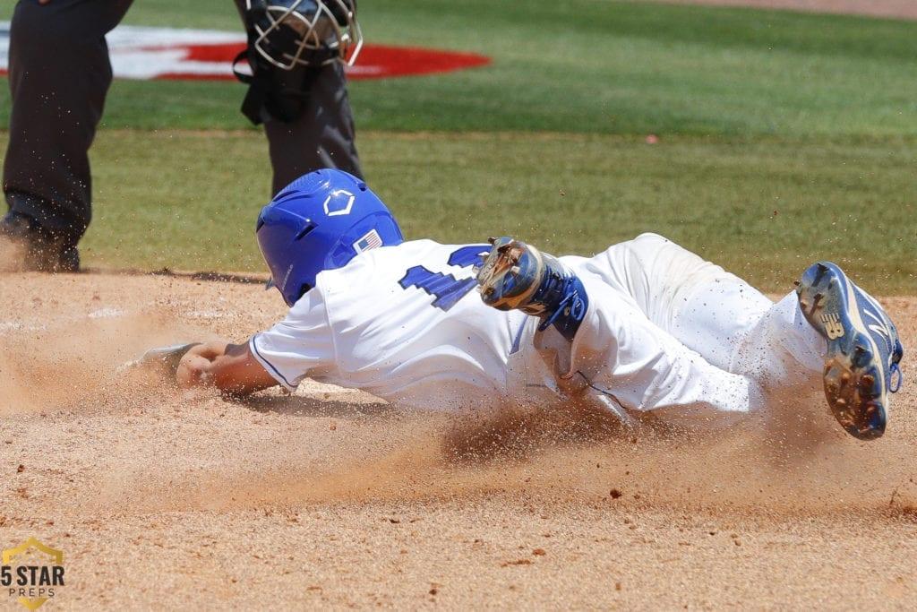 CPA vs CAK TSSAA baseball 4 (Danny Parker)