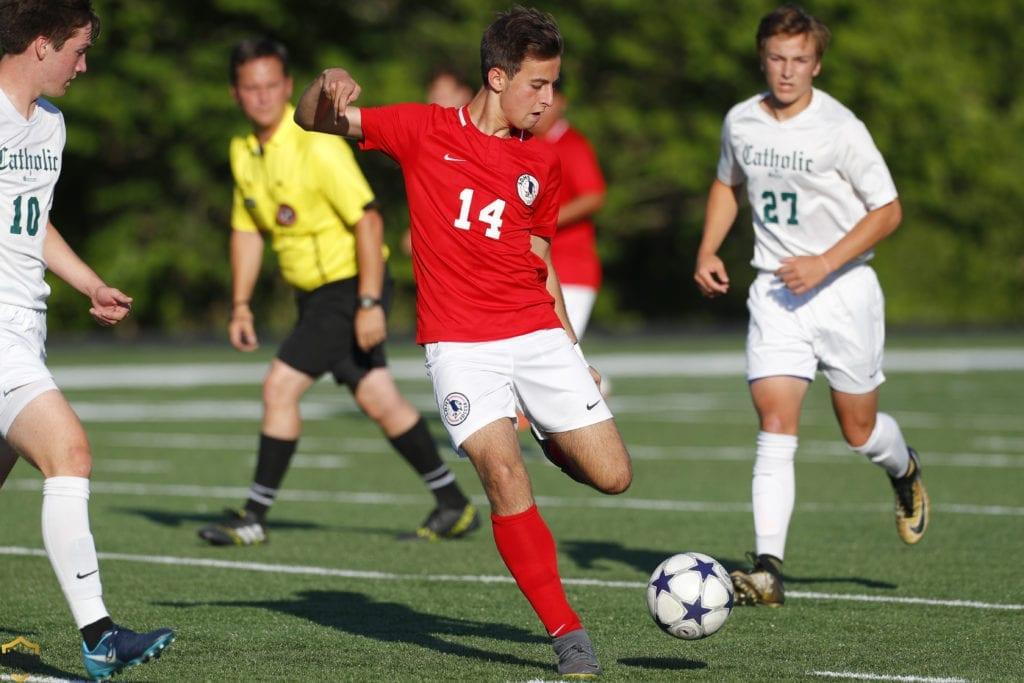 Catholic v South-Doyle soccer 18 (Danny Parker)