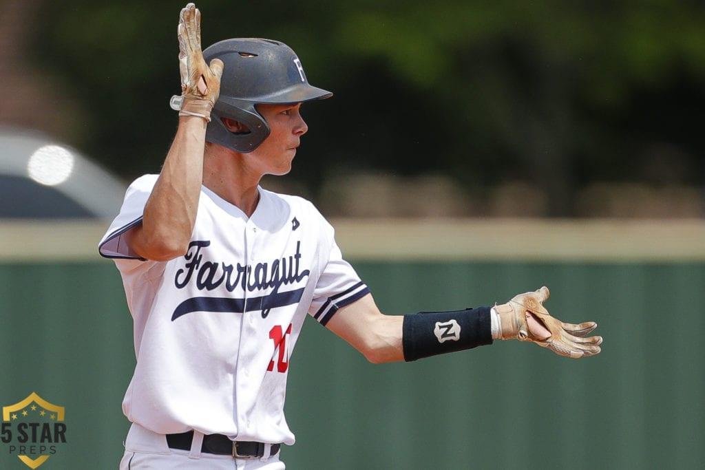 Farragut vs Bartlett TSSAA baseball 2019 8 (Danny Parker)