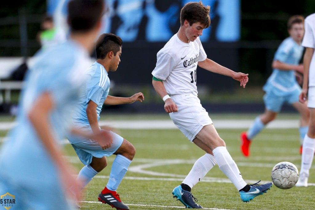 Knoxville Catholic v Gibbs soccer 10 (Danny Parker)