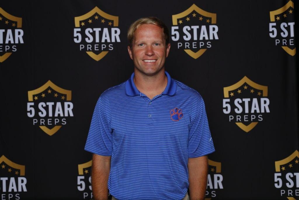 Matt Price of Campbell County