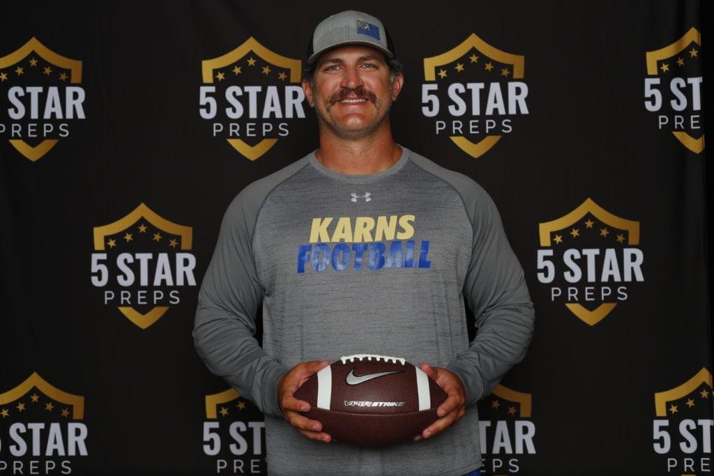 Brad Taylor of Karns