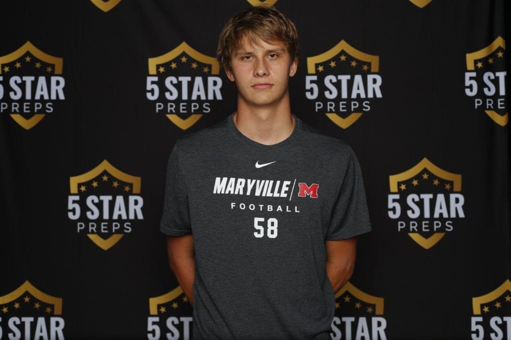 Mason Hobby of Maryville